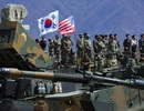 Triều Tiên cảnh báo đáp trả quân sự vì Mỹ - Hàn Quốc tập trận chung