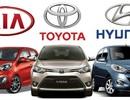 """Năm 2018: Chỉ 4 """"ông lớn"""", 11 mẫu xe đủ điều kiện miễn thuế nhập linh kiện ở Việt Nam"""