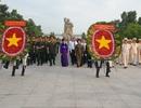 Lãnh đạo TPHCM viếng các anh hùng liệt sĩ