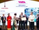 """Vingroup lập """"hattrick"""" tại giải thưởng quy hoạch đô thị quốc gia"""