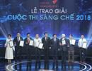 Sao Thái Dương đoạt giải cao tại Cuộc thi Sáng chế 2018