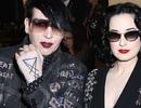 Vũ nữ thoát y Dita Von Teese  tái ngộ chồng cũ Marilyn Manson