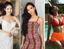 Ngô Thanh Vân khoe thân hình bốc lửa với bikini ở tuổi 40