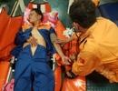 Xuyên đêm đưa ngư dân bị đau ruột thừa trên biển về đất liền cấp cứu