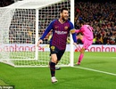 Barcelona 3-0 Liverpool: Cú đúp của Messi