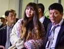 Đoàn Thị Hương về tới Việt Nam sau khi được trả tự do tại Malaysia