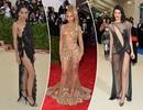 """Những bộ đầm táo bạo nhất từng xuất hiện tại """"đại tiệc thời trang"""" Met Gala"""