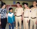 Bé trai đi lạc khi đạp xe từ Nam Định lên Hà Nội tìm mẹ
