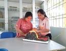Nữ sinh trường huyện giành giải Nhì cuộc thi Khoa học Kỹ thuật cấp quốc gia