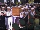 Lời cảm ơn của Ban Lễ tang và gia đình nguyên Chủ tịch nước, Đại tướng Lê Đức Anh