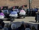 Tỷ phú Đan Mạch đau buồn tiễn đưa 3 con thiệt mạng vì vụ đánh bom ở Sri Lanka