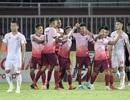 Sài Gòn FC đánh bại Hải Phòng trong trận cầu không pháo sáng