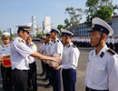 Học viện Hải Quân khen thưởng thành tích học viên dự thi Olympic Toán học