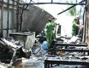 5 căn nhà cháy rụi nghi do nổ bình gas