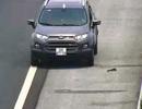 Tước GPLX 5 tháng với lái xe đi ngược chiều trên đường cao tốc Hà Nội - Hải Phòng