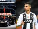 Cristiano Ronaldo phủ nhận việc vung tiền mua siêu xe đắt nhất thế giới