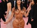 Choáng với eo siêu nhỏ của Kim Kardashian