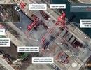 Ảnh vệ tinh hé lộ tàu sân bay lớn nhất của Trung Quốc