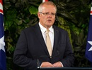Thủ tướng Australia bị ném trứng tại một sự kiện tranh cử