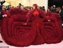 Cardi B gây choáng với váy siêu cầu kỳ