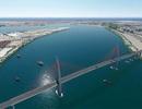 Đề xuất dự án cầu vượt biển nối liền Cần Giờ - Vũng Tàu