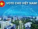 Việt Nam là đại diện duy nhất của Đông Nam Á lọt vào giải thưởng Thành phố thông minh châu Á