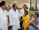 Thủ tướng Chính phủ gắn biển công trình Bệnh viện Ung bướu tỉnh Thanh Hóa