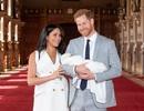 Con trai vợ chồng Hoàng tử Harry lần đầu xuất hiện trước công chúng