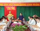 Phó Thủ tướng Vương Đình Huệ kiểm tra công tác cán bộ tại tỉnh Đắk Nông