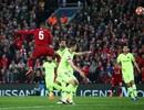Liverpool 4-0 Barcelona: Cú sốc lớn tại Anfield