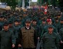 Venezuela hạ cấp, sa thải hàng loạt quan chức quân đội sau vụ đảo chính thất bại
