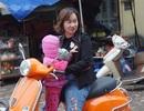 Thời tiết chuyển lạnh đột ngột, người Hà Nội mặc áo rét giữa mùa hè