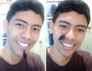 Khiếp đảm trào lưu chụp ảnh tự sướng với gián trên mặt