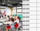 """""""Hết hơi"""" nhìn học phí trường con nhà """"siêu giàu"""" ở Sài Gòn"""