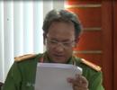 Kỷ luật Trưởng Công an huyện để cấp dưới sai phạm khi xử lý đánh bạc