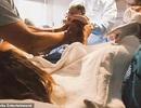 Ciara đưa cảnh sinh con vào trong MV ca nhạc