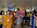 Hơn 1.200 đại biểu quốc tế đến Việt Nam dự Vesak trong ngày 11/5