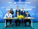 Đất Xanh Miền Trung ký kết cung cấp sản phẩm nhôm & phụ kiện Technal thuộc tập đoàn Hydro