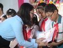Bình Định: Trao 55 suất học bổng cho học sinh nghèo học giỏi