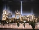 Diện mạo mới của nhà thờ Đức Bà Paris trông như thế nào?