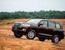 Top 5 mẫu ôtô bán chậm nhất tháng 4 tại Việt Nam