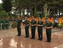 An táng 17 hài cốt liệt sĩ Việt Nam hy sinh tại Campuchia