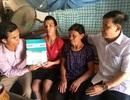 Anh Mã Văn Thuận tiếp tục được bạn đọc Dân trí giúp đỡ gần 22 triệu đồng