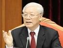Tổng Bí thư: Chuẩn bị nhân sự cho Đại hội Đảng phải đúng quy định
