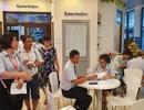 Hàng nghìn khách tham quan khu trưng bày của Eurowindow tại Vietbuild Đà Nẵng