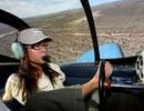 Câu chuyện phi thường của nữ phi công Mỹ lái máy bay bằng chân