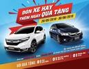 Honda gia tăng tính cạnh tranh cho City và CR-V