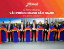 MLAND Vietnam tưng bừng khai trương văn phòng Bắc Giang