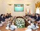 Thủ tướng Nguyễn Xuân Phúc hội kiến Quyền Thống đốc Saint Petersburg