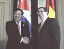 Cuba coi trọng quan hệ và hợp tác đoàn kết với Việt Nam
